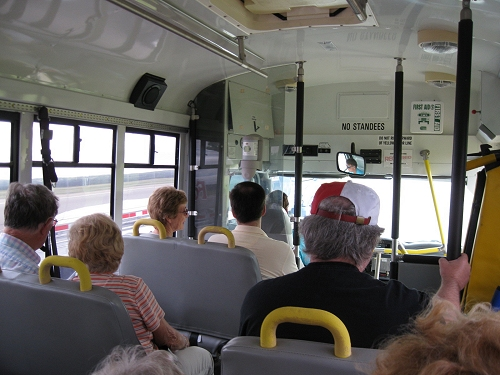 Bond County Transit Charter Outing